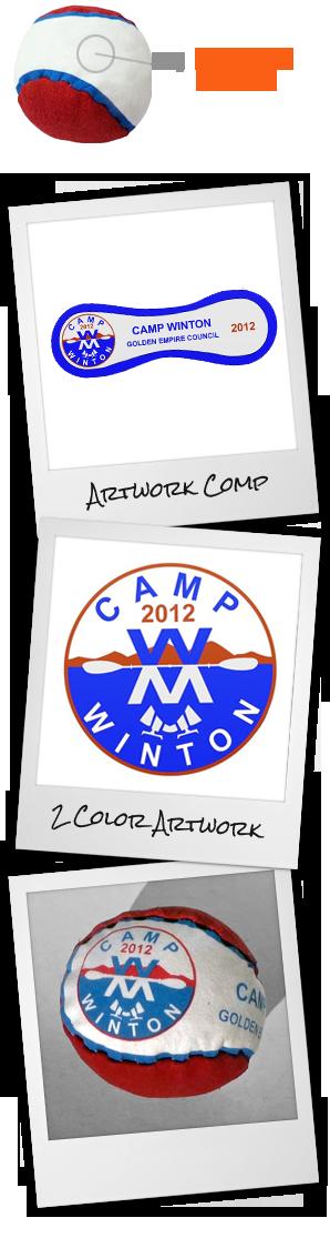 WaterRipper Custom Corporate Logos