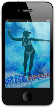 Water Ripper Iphone App
